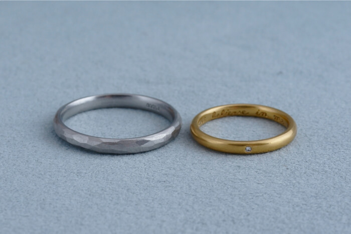 Classic Marriage Ring